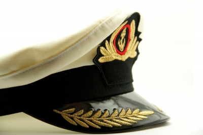 Капитанка морской пехоты