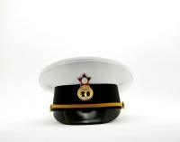 Фуражка сувенирная ВМФ белая СССР