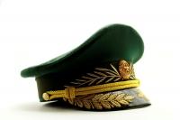Фуражка МО генеральская