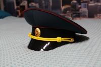 Фуражка МО (черный околыш)